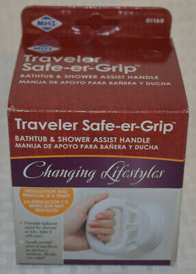 Changing Lifestyles Safe-er-grip Suction Cup Grip FREE SHIPPING (A9)