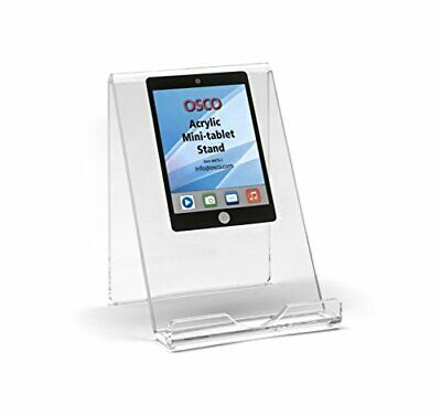 Osco Support p(Mini Tablet Holder Acrylique transparent)
