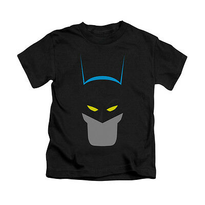 BATMAN SIMPLIFIED Licensed Graphic Tee Shirt Kids Boys 2T 3T 4T 4 5-6 7