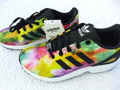 innovative design 6907f 782f7 Adidas ZX Flux Sneaker Sportschuhe multicolor Ortholite, Damen, NEU