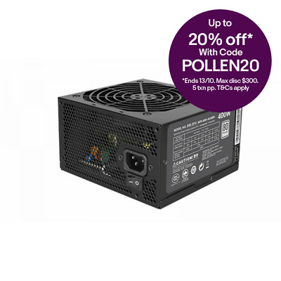 Cooler Master Er Mwe Series 80+ Bronze, 550W, Dc To Dc, 120Mm Silenciofp Fan