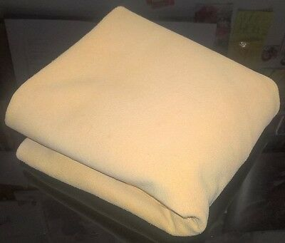Best Quality Genuine Chamois Leather 5 sq ft