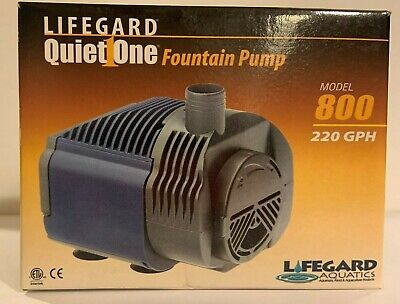 Pumps (water) Fish & Aquariums Beautiful Impeller For Lifegard Quiet One 800 For Sale