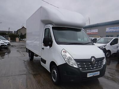 Renault Master LUTON VAN WITH TAIL LIFT
