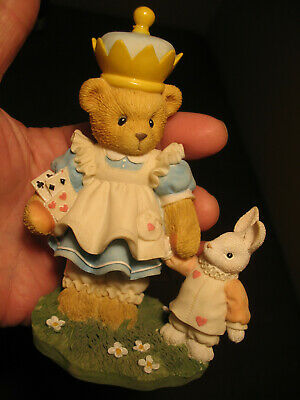 302465 Through The Looking Glass I See You Cherished Teddies Alicia