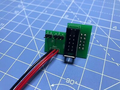 27 pin board for Anet A8 BLtouch installation