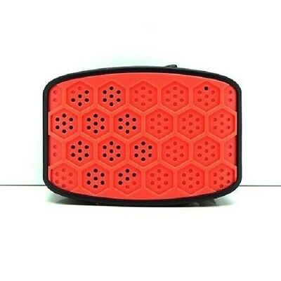 Bytech Wireless Mini BT Speaker - Red / Black