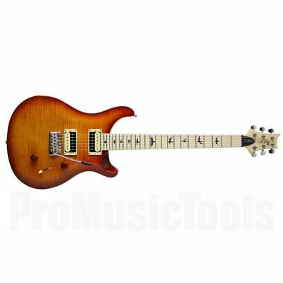 PRS SE Custom 24 VS - Vintage Sunburst - Maple LTD * NEW * paul reed smith