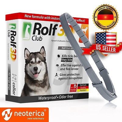 Flea and Tick Prevention for Medium Dogs – Dog Flea and Tick Control
