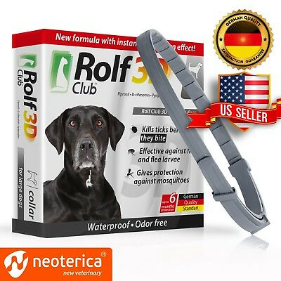 Flea and Tick Prevention for Large Dogs – Dog Flea and Tick Control
