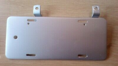 Original Jaguar XK120 Front License Plate Panel