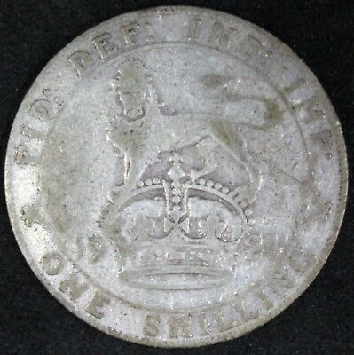 1924 | George V One Shilling | Silver | Coins | KM Coins