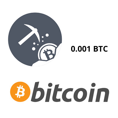 0.001 Bitcoin(Btc) Mining Contract