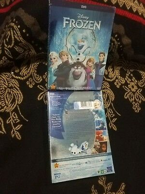 "Frozen (DVD, 2014) Brand New & Sealed!! Fast Shipping!!   ""Let the Magic Begin"""
