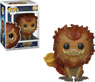 Fantastic Beast 2 - Zouwu - Funko Pop! Movies: (2019, Toy NEU)