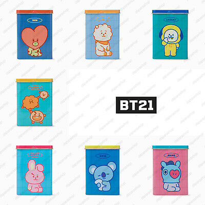 BTS X LINE FRIENDS NEW BT21 OFFICIAL Kids Bandage, Free Shipping+Tracking