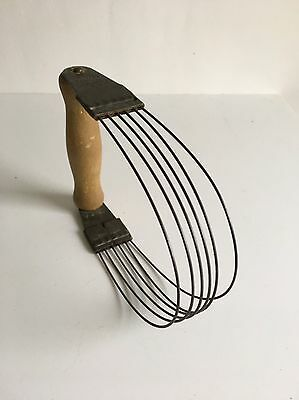 Vintage Tala Brand Kit Pastry Blender Beater Whisk British English Kitchenalia