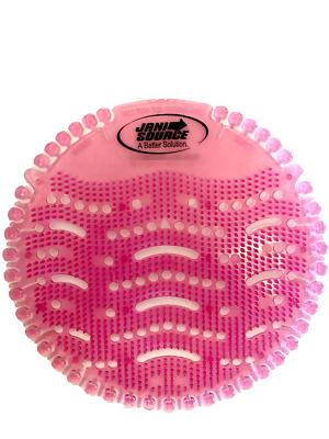 The Wave Urinal Screen Deodorizer, Spiced Apple, Pack of 10