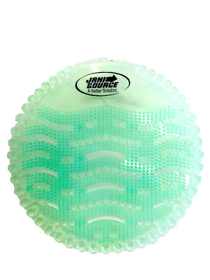 The Wave Urinal Screen Deodorizer, Cucumber Melon, Pack of 10