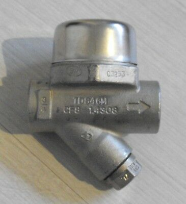 "Spirax Sarco Dn20 (3/4"" BSP) TDS46M Steam Trap"