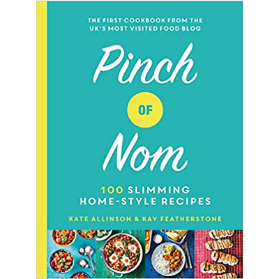 Pinch of Nom: 100 Slimming, Home-style Recipes Hardcover = book new