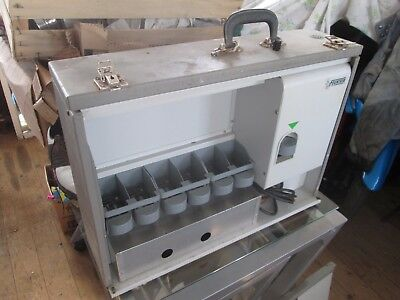 Fountain Fully Portable Drinks Machine Model Demo