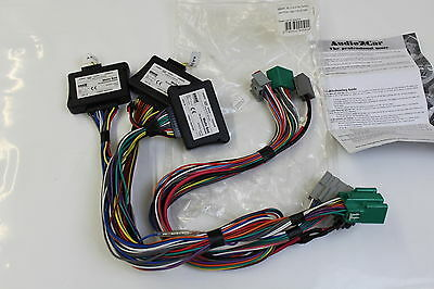 Drive&Talk Adapter Kabel für Land Rover Discovery 3 4 Logic 7 Sound System MUTE