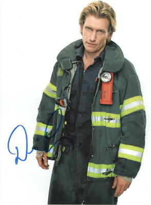 Denis Leary Signed 8X10 Photo Authentic Autograph The Simpsons Rescue Me Coa B
