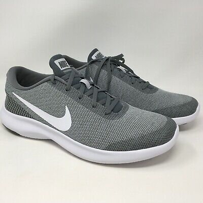 64575c8a9b1ac Nike Mens Running Shoes Flex Experience RN 7 Wolf Grey White 908985-010 NEW