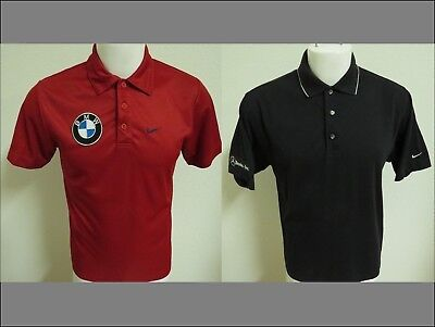 Size Small Your Choice of Nike BMW & Mercedes-Benz MENS Golf Polo Shirt