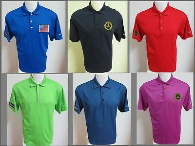 Size Medium Your Choice of Nike Mercedes-Benz MENS db Golf Polo Shirt