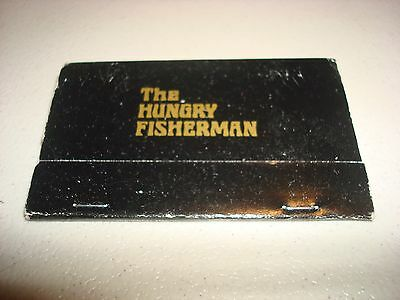 Rare Vintage Matches The Hungry Fisherman USA Original!