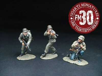 Toy Soldiers FIGARTI PEWTER WW2 AMERICAN ETA-021 FIGHTING