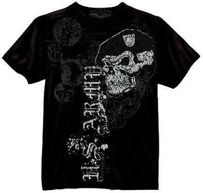 7b7285ea US ARMY Skull T-Shirt Airborne 75th Ranger Green Beret Special Forces SOG S-