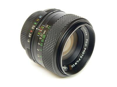 M42 FUJI FUJINON 55mm f/1.8 Lens Digital SLR / Mirrorless 4/3