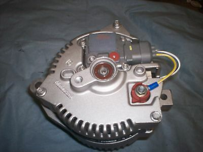 3G LARGE CASE FORD MUSTANG One WIRE ALTERNATOR 65-92 96 150 AMP 5.0L
