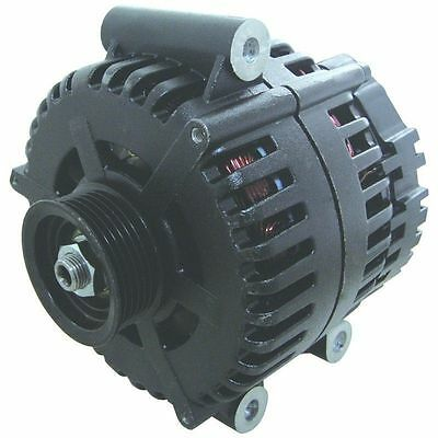 New 350 High Amp Alternator Ford F-350 Super Duty V8 6.0 2003-2005 Leeve Neville