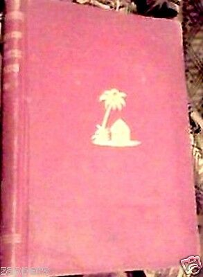 SIX MONTHS Sandwich Islands~(1886)~ AMONG THE PALM GROVES~CORAL REEF_Hawaii book
