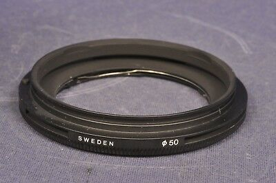 Hasselblad Lens Mounting Ring B50 40679 / Montage Ring Filter