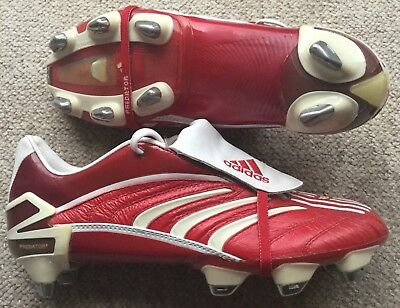 sports shoes 6780f 66004 New Adidas Predator Absolute Sg Football Boots Uk 7