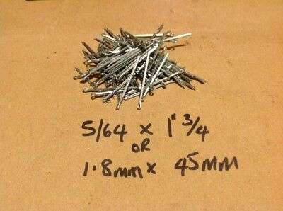 "30 x 1.8 mm x 45mm Or 5/64 x 1"" 3/4 Split-Pins/Split Cotter Pins"