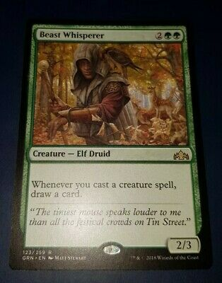 Beast Whisperer MTG GUILDS OF RAVNICA