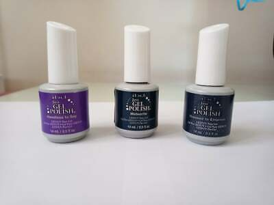 **WOW** Wonderful Ibd Just Gel uv/led polish /soak-off 14ml CHOOSE ANY COLOUR