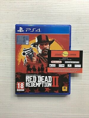 Red Dead Redemption 2 Ps4 Come Nuovo Playstation 4