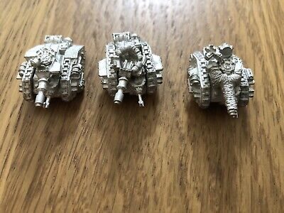 EPIC 40K LEMAN Russ Tank Company Warhammer Imperial Guard