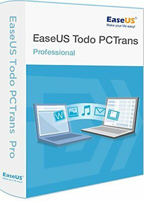 EaseUS Todo PCTrans Pro Version 9.10 Lizenzcode für 2 PC's