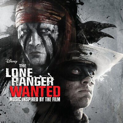 Various Artists : The Lone Ranger CD (2013)