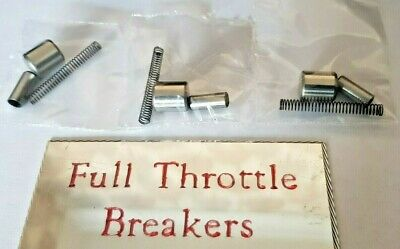Yamaha Wr 125 R X  2008-2017 Starter Clutch Rollers And Springs 3 Pcs