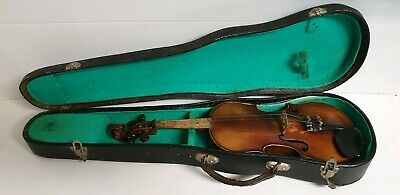 Vintage Violin *made In Germany* Repair/restoration Antique