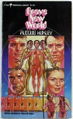 Brave New World by Aldous Huxley 1978 Perennial Library Paperback